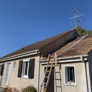 nettoyage façades et toiture maison la ferte saint aubin (4)