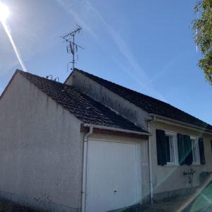 nettoyage façades et toiture maison la ferte saint aubin (7)
