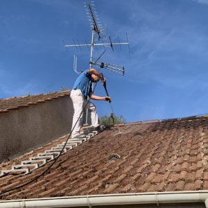 nettoyage haute pression toiture la ferte saint aubin (4)