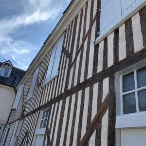 renovation volets en peinture par artisan peintre a saint jean de braye (14)